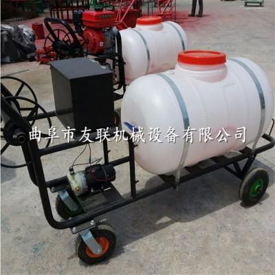手推式打药机机械 推车农业机械 植保机械