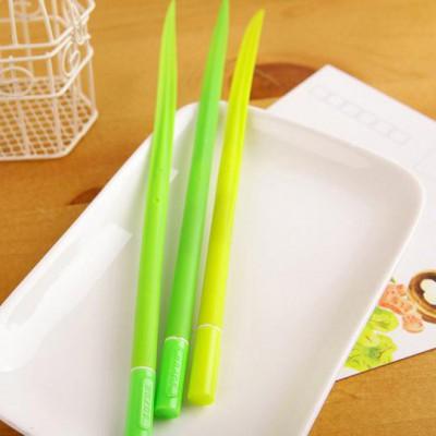 聚点文具 新品热销日韩文具创意中性笔小草中性笔 办公学习文具