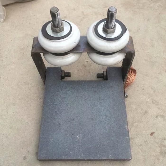 轩达起重机铸铁集电器 行车集电器 钢体集电器厂家定制