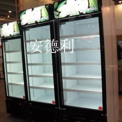 供应封闭式单门饮料柜 小饮料柜