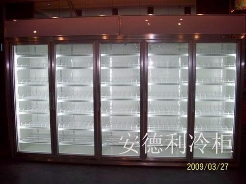 安德利五门饮料冷柜,经济,时惠,省电,饮料冰柜 饮料冷藏展示柜