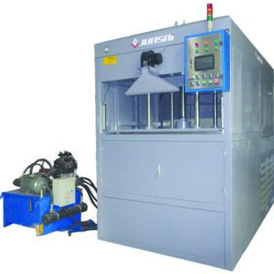 供应 液压箱包厚片吸塑机 PVC箱包制作专用设备 旅行箱包机器 上海吸塑机厂家