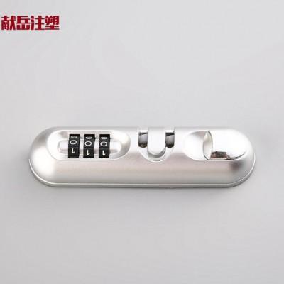 经典款箱包锁 布箱锁 注塑箱包锁 塑料箱包锁