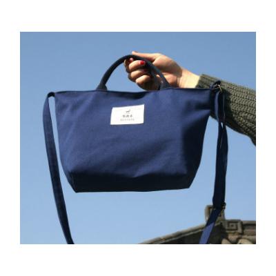 会员价16元百搭帆布手提包 韩版帆布包 女包包袋 原创文艺 斜挎包